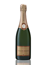 Louis Roederer Rose 2005 champagne