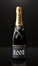 Moet Grand Vintage 2002 bottle